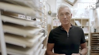 Martin Kemp's Lifeline Appeal for Living Paintings - BBC - BBC