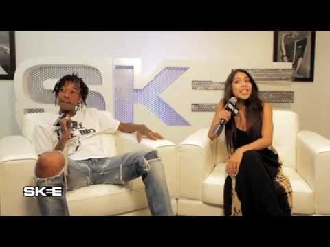 Wiz Khalifa - Wiz Khalifa Answers Fan Questions On Skee TV