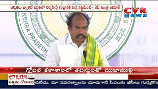 AP MP Jawahar Sensational Comments on Modi & GVL Over EVM Tampering | CVR NEWS - CVRNEWSOFFICIAL