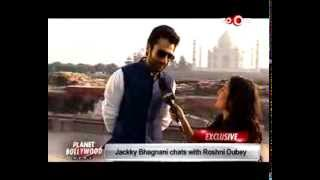 Jackky Bhagnani talks about his movie