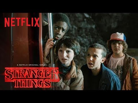 """Stranger Things"" zwiastun 2"