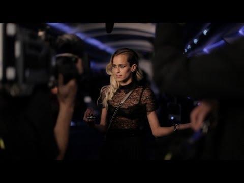 Alice Dellal - CHANEL Spring-Summer 2012 Haute Couture show