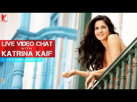 LIVE Video Chat with Salman Khan & Katrina Kaif - Ek Tha Tiger