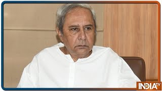 Election Commission Flying Squad Checks Luggage Of Odisha Chief Minister Naveen Patnaik - INDIATV