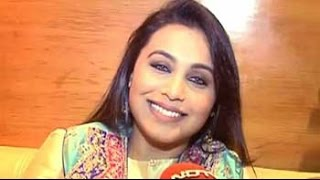 Mardaani is about getting your nari shakti out: Rani Mukerji - NDTVINDIA