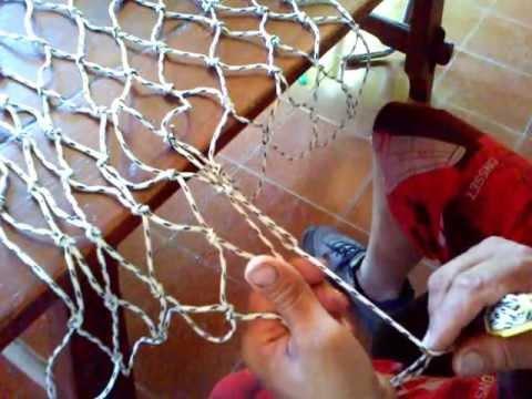 Como hacer una red de camuflaje