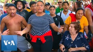 Australian and New Zealand Cultures Combine for Christchurch Victims in Sydney, Australia - VOAVIDEO
