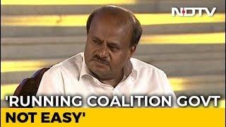 """Is BJP Alliance With Nitish Kumar Holy"": Kumaraswamy Hits Out At PM Modi - NDTV"