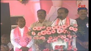 CM KCR speech at TRS Praja Ashirvada Sabha in Zaheerabad | Election Campaign | CVR News - CVRNEWSOFFICIAL