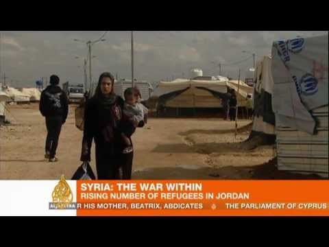 Jordan weighs Syria buffer zone