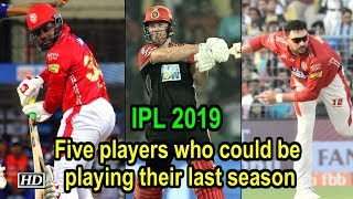 IPL 2019 | 5 players who could be playing their last season - IANSINDIA