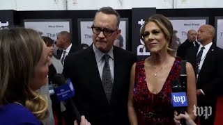 'The Post' premiere: Red carpet interviews with Meryl Streep, Tom Hanks, and more - WASHINGTONPOST