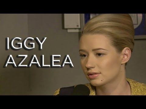 Iggy Azalea - Iggy Azalea Speaks On Funk Flex Beef With TI On Hot 97  Feat. TI