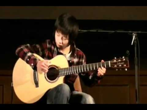 (Eagles) Hotel California - Sungha Jung (live in U.S)