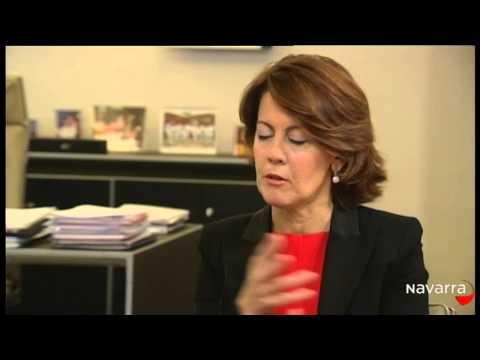 Entrevista Yolanda Barcina Navarra a las 2 14 febrero 2014