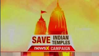 Loot of 'Agastheeswar Temple' land in the heart of Chennai | NewsX Save Indian Temple - NEWSXLIVE