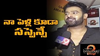 Bahubali has been a life changer for me-Prabhas