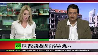 Afghanistan suicide blast in Kabul kills 48 – reports - RUSSIATODAY