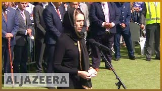 🇳🇿 Christchurch holds public call to prayer at site of mosque attack l Al Jazeera English - ALJAZEERAENGLISH