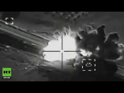 Video desclasificado: EE.UU. destruye un coche bomba del Estado Islámico
