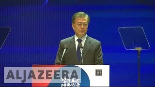 South Korea's president says no war with North without consent - ALJAZEERAENGLISH