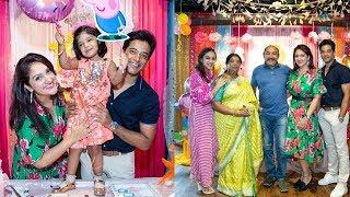Sridevi Vijaykumar Daughuter Rupika 3rd Birthday Celebrations - RAJSHRITELUGU