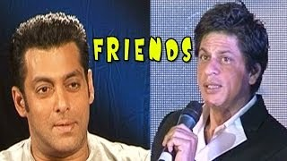 Shahrukh Khan wants to avoid controversies with Salman Khan