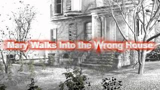 Royalty FreeHorror:Mary Walks Into the Wrong House