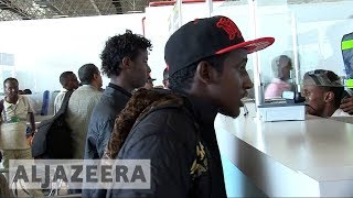Somali refugees enslaved in Libya return home - ALJAZEERAENGLISH