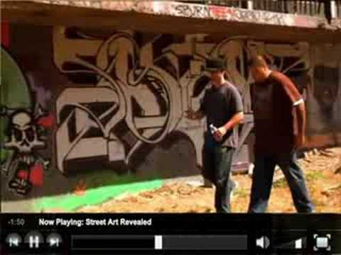 LA Graffiti Street Kings Promo
