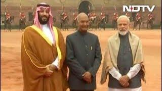 पाकिस्तान प्रायोजित आतंकवाद पर सऊदी अरब के क्राउन प्रिंस क्या करेंगे चर्चा? - NDTVINDIA