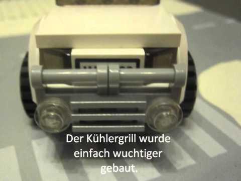 Hummer Limousine Lego