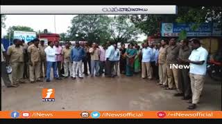 Bharat Bandh Continue In Warangal | Passengers Troubled | iNews - INEWS