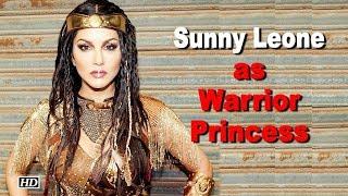 Sunny Leone's Tamil Debut as Warrior Princess - BOLLYWOODCOUNTRY
