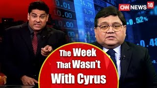 Cyrus Broacha's Take on the Booming Indian Economy | The Week That Wasn't | CNN News18 - IBNLIVE