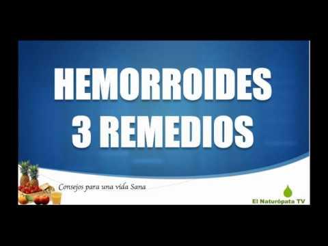 Hemorroides : 3 Remedios para curar las hemorroides