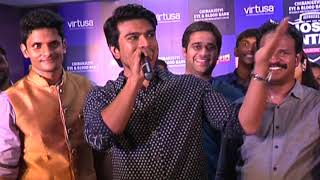 Josh Fantasy Season 4 With Mega Power Star Ram Charan at Virtusa - idlebrain.com - IDLEBRAINLIVE