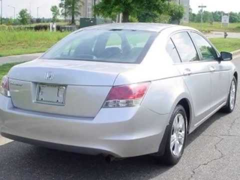 2008 Honda Accord Sdn 4dr I4 Auto LX-P Sedan - Rock Hill, SC