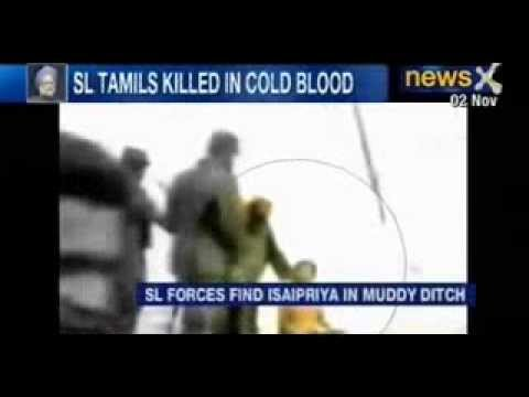 Sri Lanka Lies Nailed : Singer Isaipriya 'raped' and killed by Sri Lankan Army - NewsX