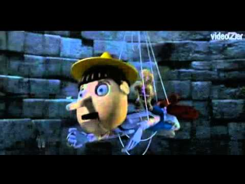 Mision Imposible (Shrek) Pinocho usa tanga