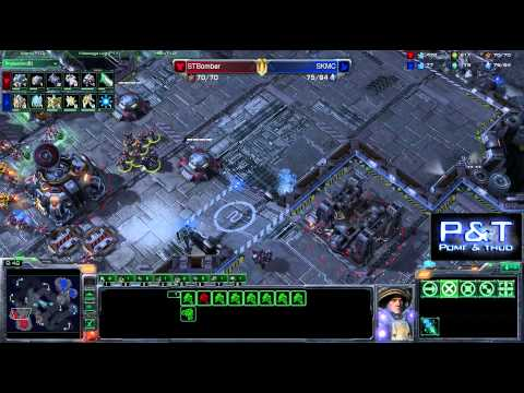 (HD477) SKMC vs STBomber - PvT - Starcraft 2 Replay [FR]