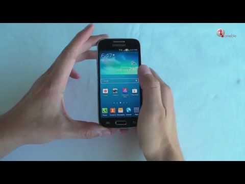 Samsung Galaxy S4 Mini Duos - Hands on