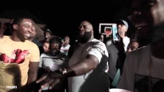 Rappers Bet $120K On A Game At Rick Ross' Mansion