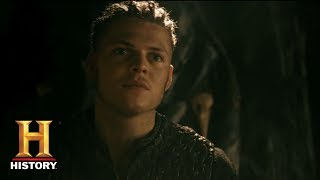 Vikings: Will Ivar Kill Hvitserk Next? | 'A New God' Airs Dec. 12 at 9/8c | History - HISTORYCHANNEL