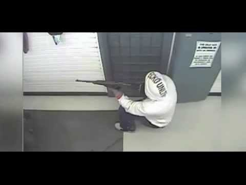Pawn Store Robbery Caught on Tape!