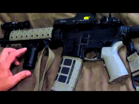 Bushmaster AR-15 Upgrades