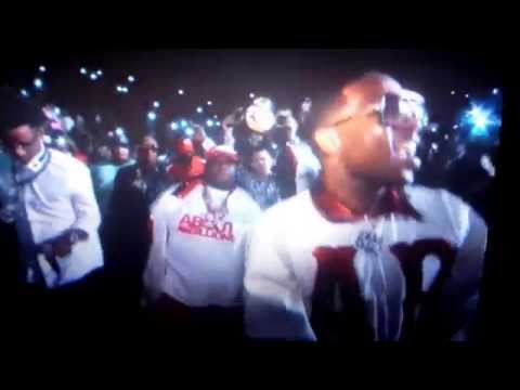 Young Thug - Young Thug & Rich Homie Quan Escort Adrien Broner Into The Ring
