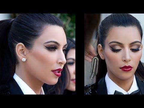 Maquillaje de Rostro Correctivo estilo Kim Kardashian (Sencillo)