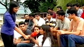 In conversation with IIT Bombay students - NDTV