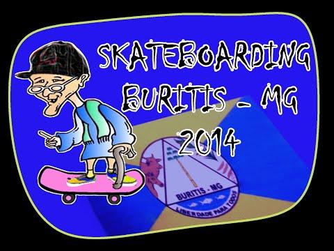 BURITIS SKATEBOARD - 2014